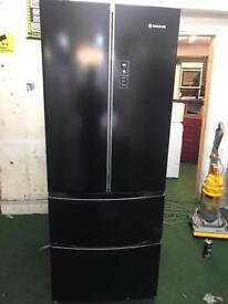Hoover 4 door fridge freezer