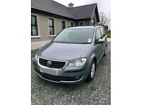 Volkswagen Touran 2010 1.9 TDI 7 seater people carrier, not scenic, not s-max, not c-max