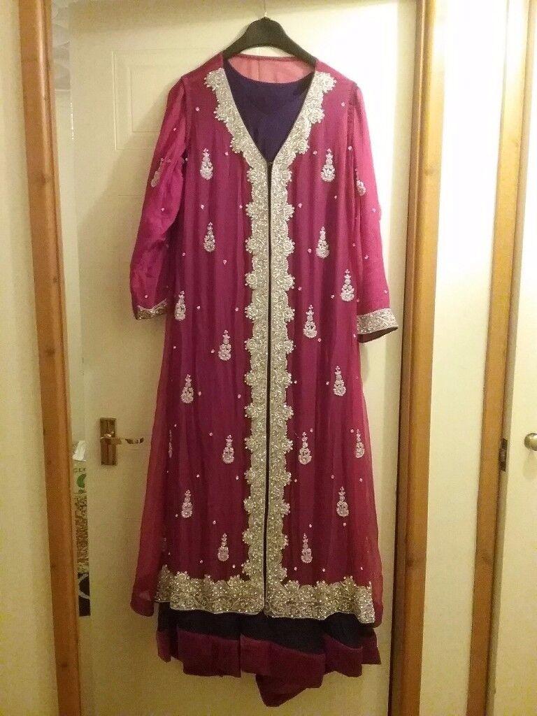 Asian/indian wedding/party dress