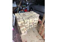 Yellow Stock Imperial Handmade Bricks