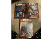 3 x brand new sealed Atari 2600 games