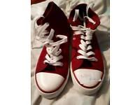 Hudson & Rose canvas shoes