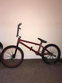 Custom diamondback bmx bike