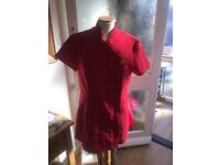 Beauty therapy tunic size 12