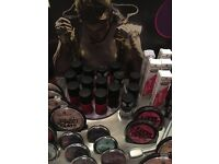 JUSTIN BIEBER OFFICIAL COSMECTICS