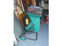 Bosch AXT 2000 Shredder
