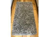 Natural mixed rug