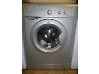 Indesit Washing Machine - A Class - Silver