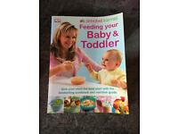 Feeding your baby and toddler cookbook