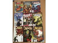Joblot of Avengers Marvel comics £7