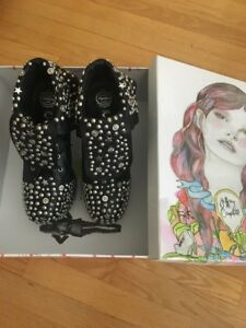Jeffrey Campbell Star Studded Booties 10/10 size 7