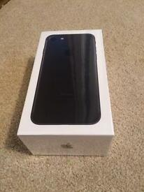 iPhone 7 32gb BRAND NEW .. SEALED BOX