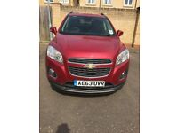 Chevrolet TRAX LT 2013, very low mileage