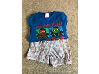 Boys Pyjamas various age 9-10