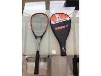 Squash Racket - Browning Tour Ti - FREE to a Good Home!