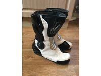 Frank Thomas women's Motorbike Boots Size 6