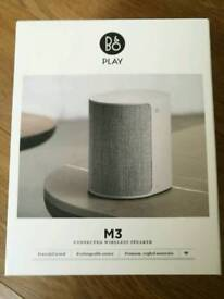 Band & olufsen beoplay m3 new sealed
