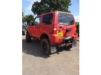 Suzuki jimny off roader/ on road 4x4
