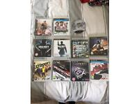 Playstation 3 for sale plus games