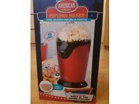 American Originals Electric Popcorn Maker Machine