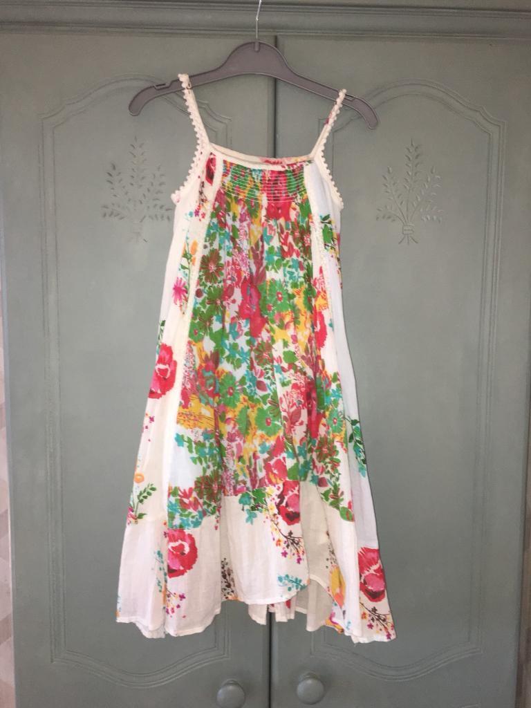 Girls summer dress NEXT