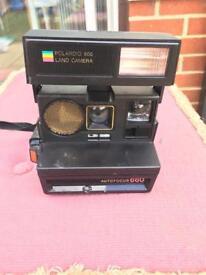Polaroid Auto Focus 660 (1980s) camera