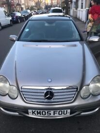 Mercedes Benz for sale c class coupe petrol 1.8