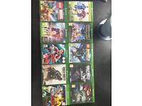 10 Xbox One Games