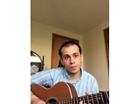 Guitar Tutor in Oxford (Friendly and Patient)