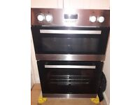 Integrated lamona electric double oven