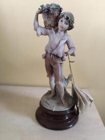Armani collectible figurine