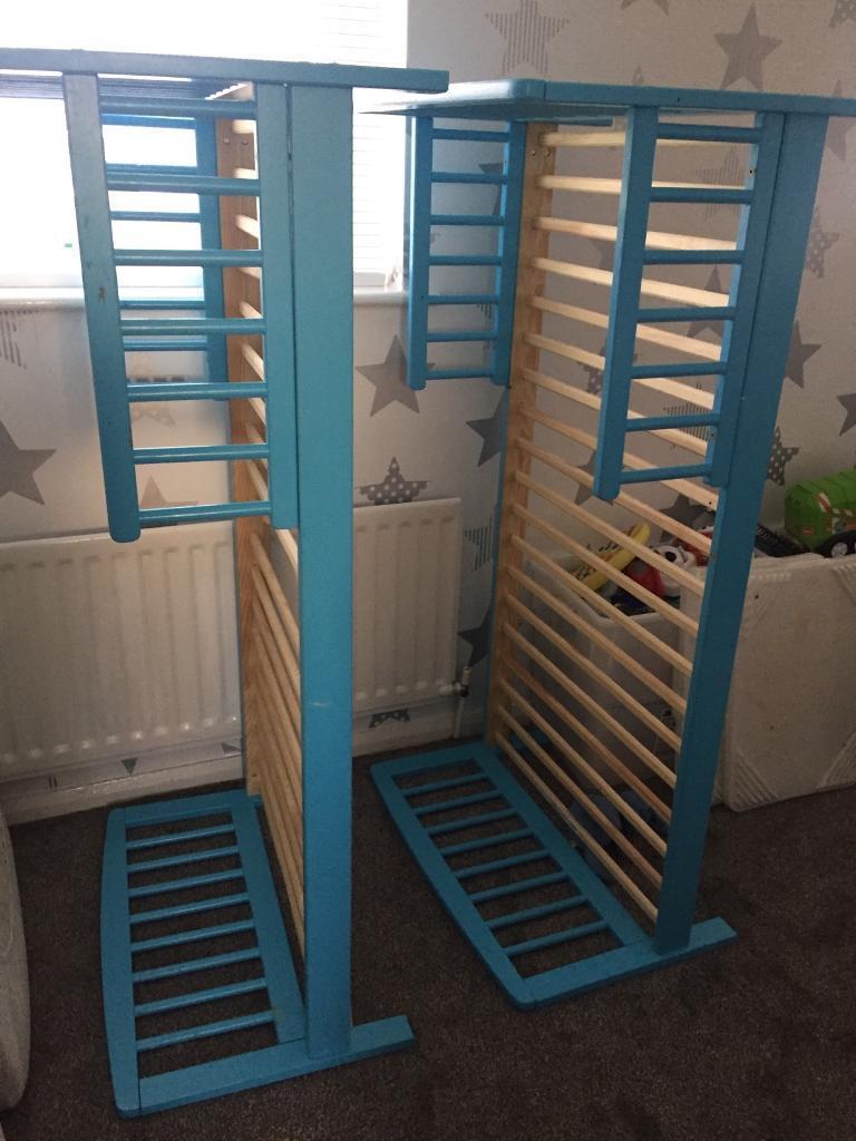 2x toddler beds