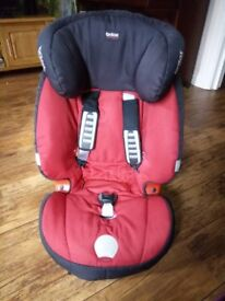 Britax car seat in good condition