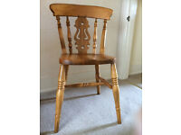 Pine Dining/Kitchen Chairs
