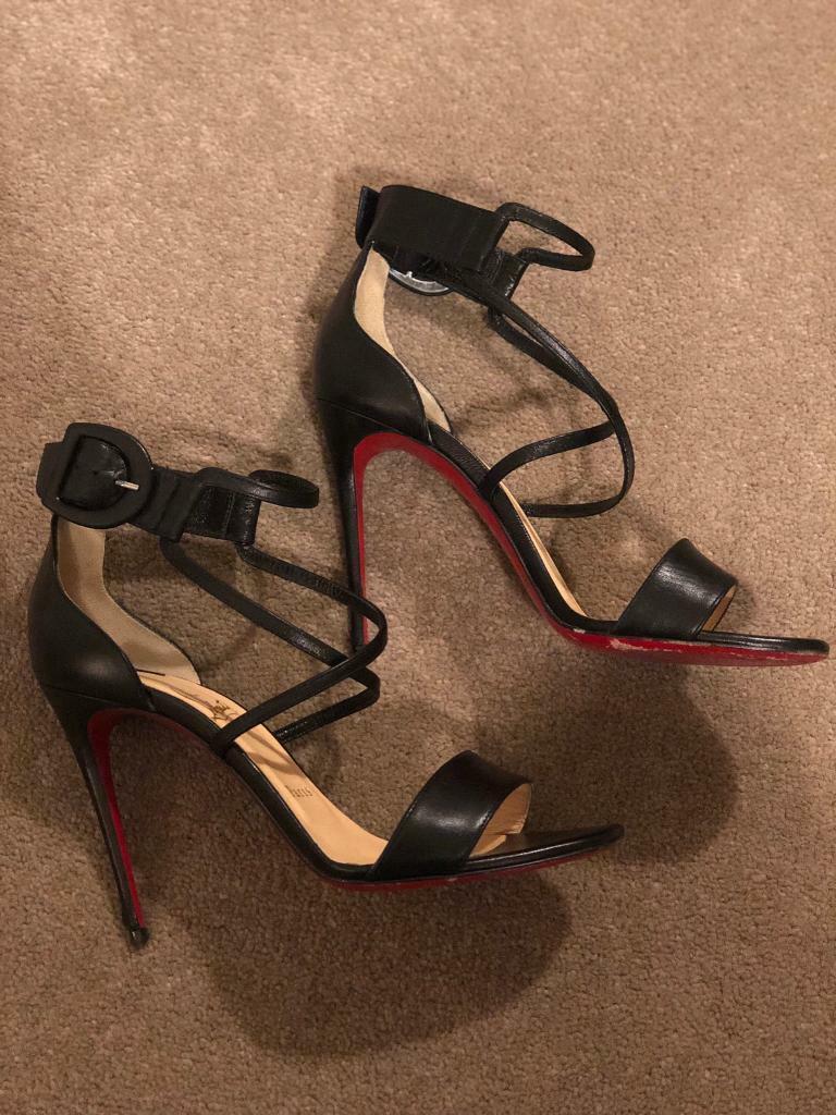 online store 91cf2 9b365 Genuine Christian Louboutin Shoes Size 5 1/2 | in Beaconsfield,  Buckinghamshire | Gumtree