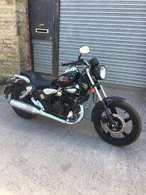 KYMCO ZING 2 2013 400 MILES FROM NEW