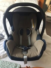 Maxicozy car seat