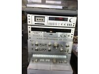 WANTED ANY OLD HI FI STEREO AMPS TURNTABLES RECORD PLAYERS GOOD BAD BROKEN INCOMPLETE ANYTHING
