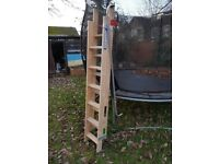 Wickes Wooden Loft Ladder