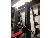 Body Solid Pro Club Line Smith Machine. (Weight Bench)