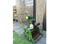 Vintage Qualcast Sixteen Lawnmower