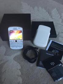 Blackberry 9900 White Unlocked Grade A
