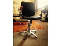 3 used salon\barber chairs