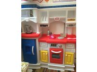 Little tikes kitchen ex condition 6 months old - moving house no space!!