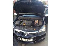 2007 Vauxhall Astra Sri 1.8
