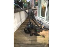 Hill Billy Electric Golf Trolley with Battery & Charger (West Hampstead)