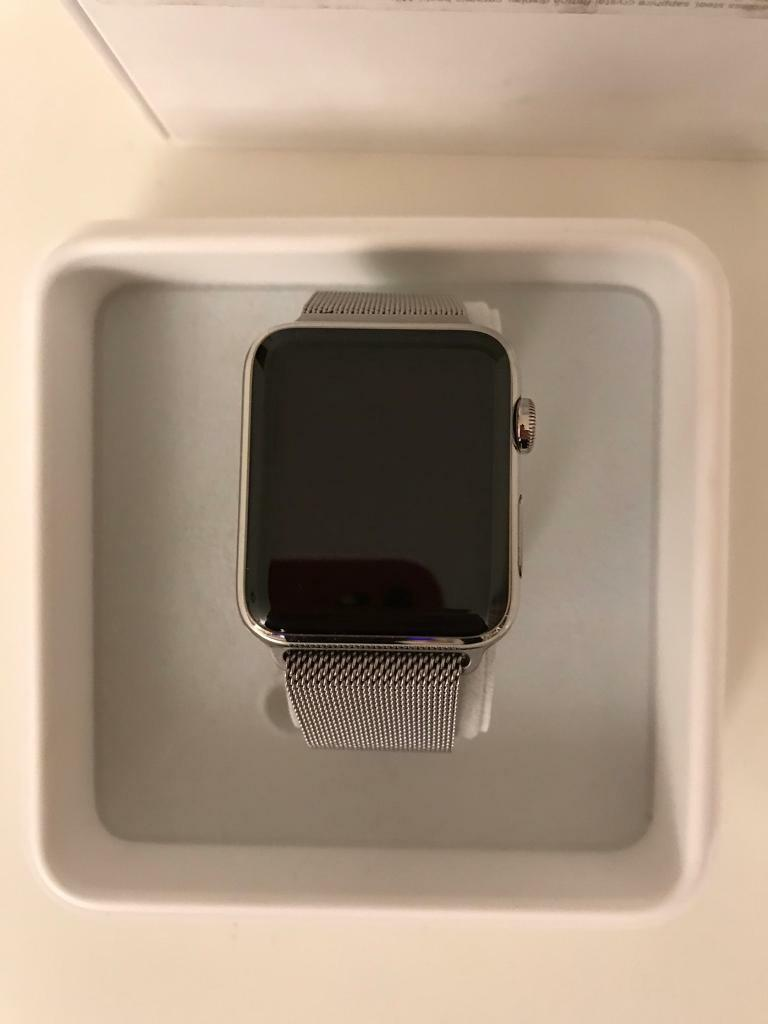 Apple watch 42mm **SOLD NOW**