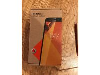 Vodafone 7 turbo smart phone 4G as new comes with plug lead box and start up instructions
