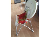 Mother Care Baby High Chair 10 pounds.