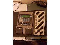 Digitech RP250 UK multi effects pedal - Used